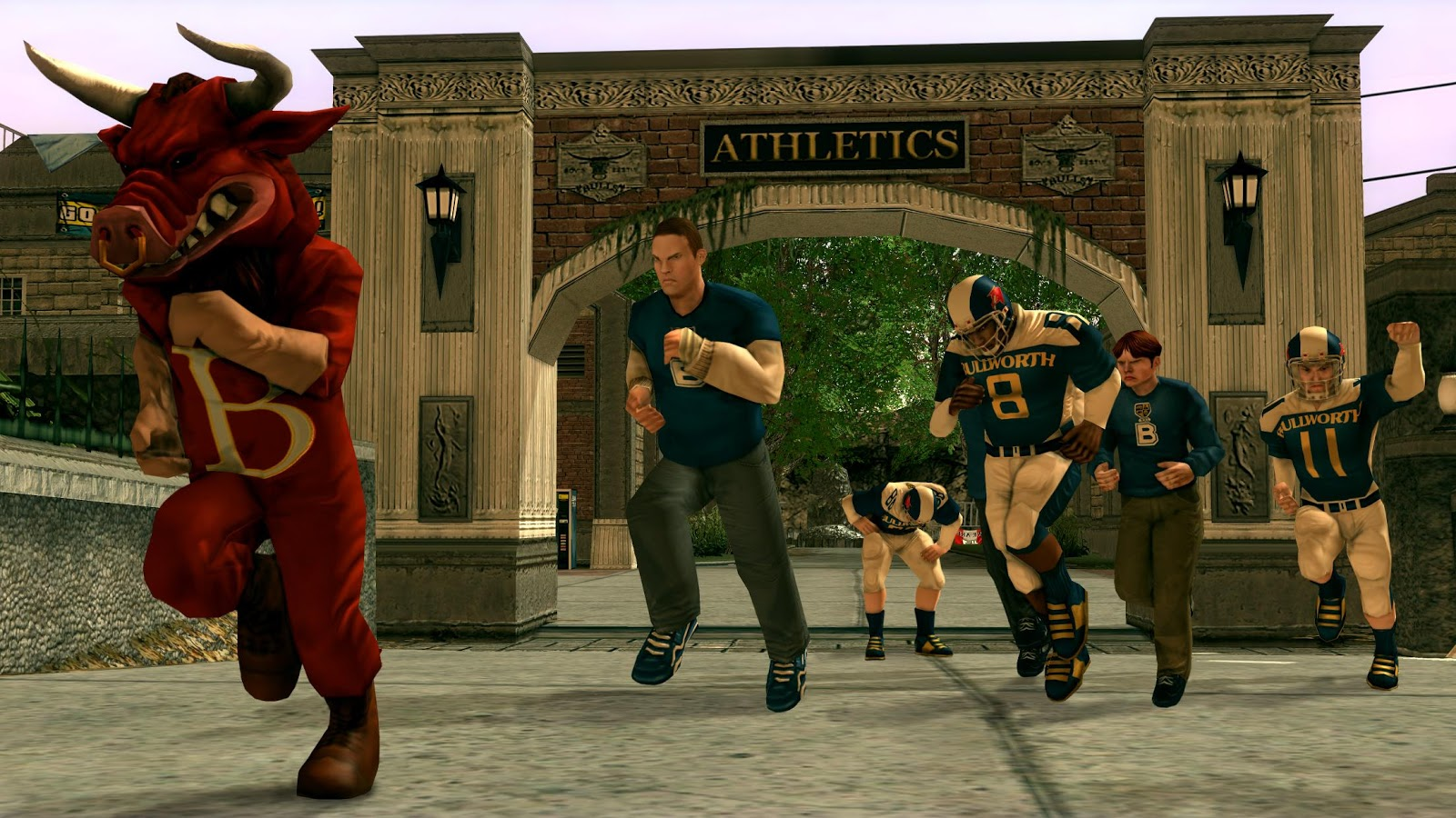 Bully: Anniversary Edition- screenshot