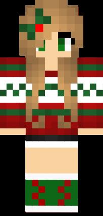 christmas skin nova skin - Christmas Skins For Minecraft