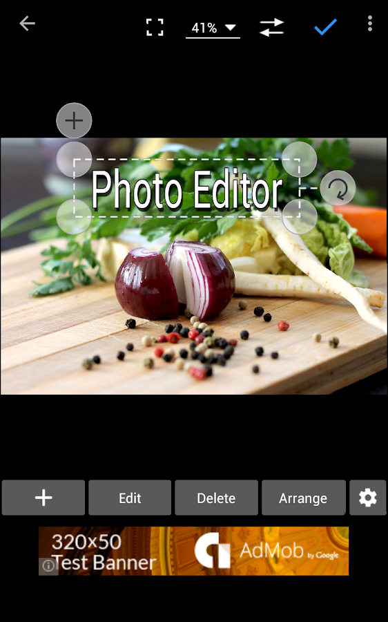 Photo Editor- screenshot