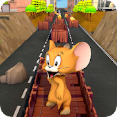 Subway Surf Jerry Runner Tom Clash Adventure World