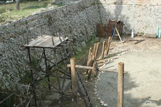 Photo: Festung Sv. Ivan. 5.Staffel