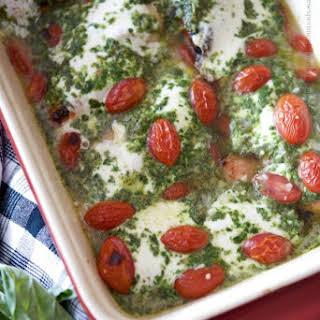 Chicken Margherita (Olive Garden Copycat).