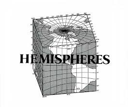 Photo: Hémisphères, 1980, logo