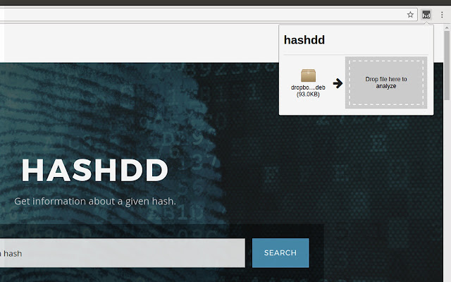 hashdd