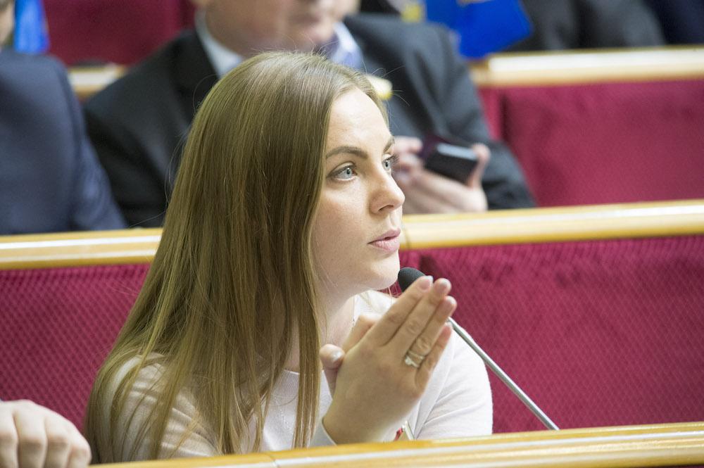 Елена Сотник, «Самопомощь»