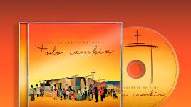 Primer disco del grupo La Guardia de Dios.