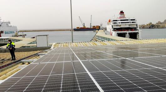 Comienza la instalación de la planta solar fotovoltaica