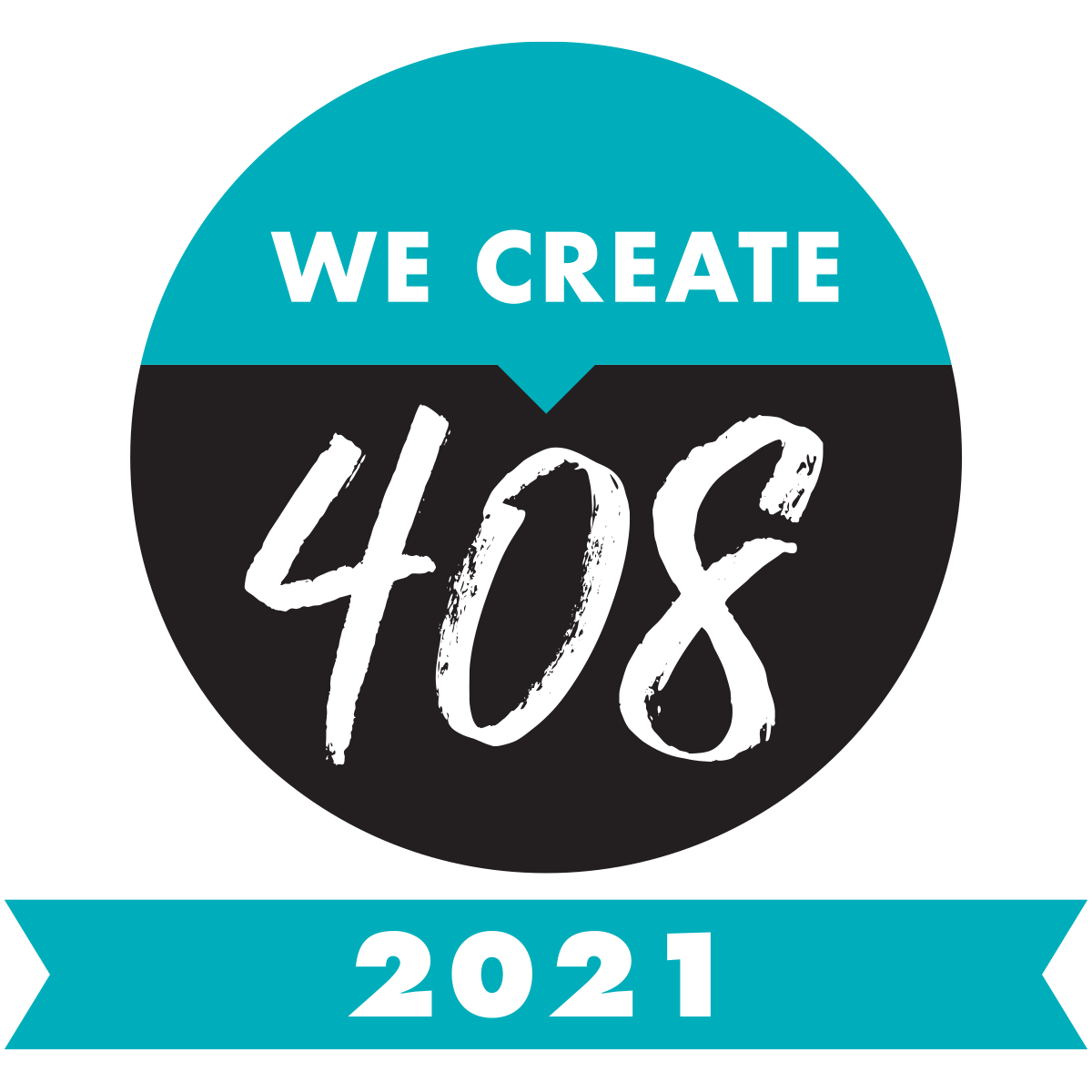 2021 We Create 408 Logo