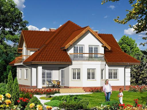 projekt Dom przy Szmaragdowej