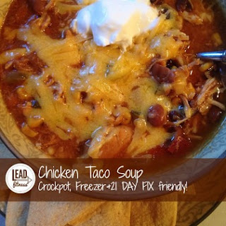 Chicken Taco Soup.