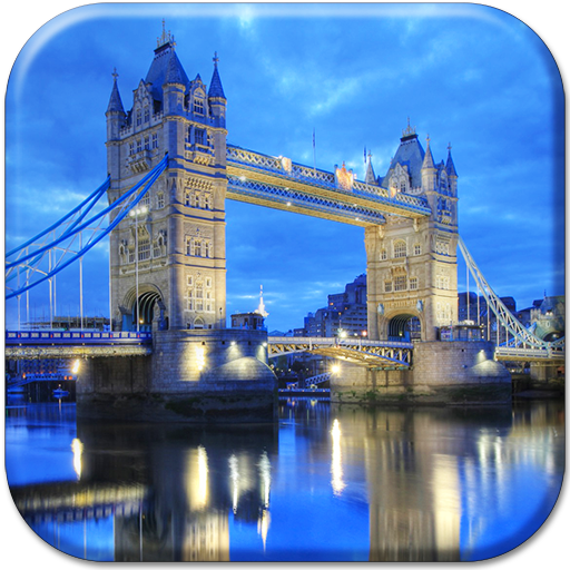 World Cities Live Wallpaper Icon