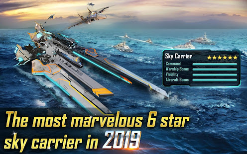 Battle Warship Naval Empire v1.4 APK Full