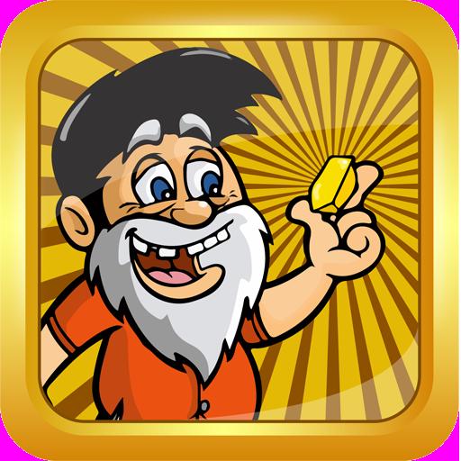 Forest gold miner (game)