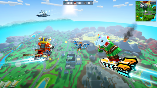 Pixel Gun 3D: Survival shooter & Battle Royale  captures d'écran 1