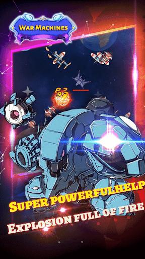 War Robots- War Machines games 1.5 screenshots 5