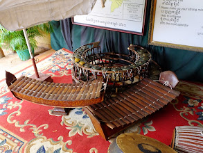 Photo: musical instruments