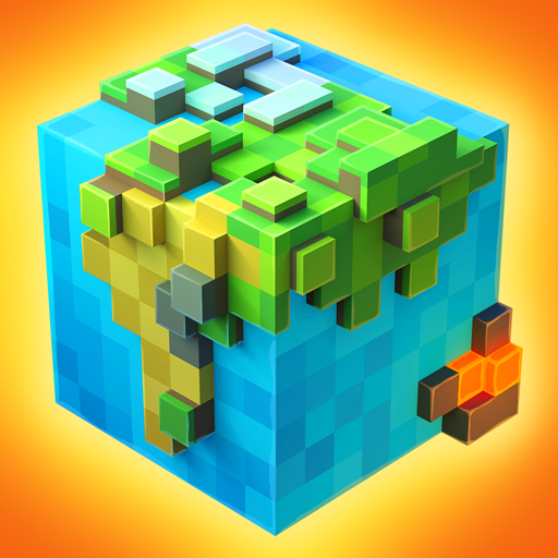 WorldCraft Premium: Mine & Craft