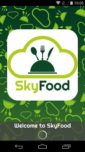 SkyFood - Smart way to order