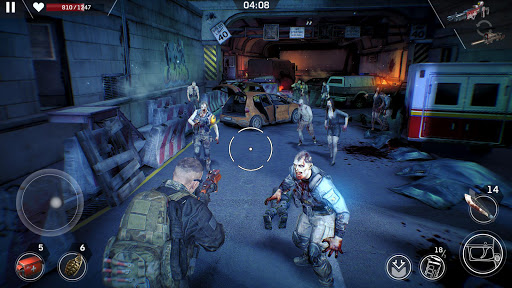 Left to Survive: Zombie Survival PvP Shooting Game 4.1.1 screenshots 14