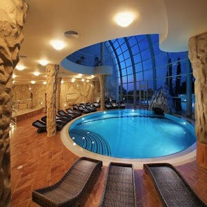 Swimming pool ideas design gallery android apps on for Swimming pool design app