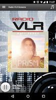 Screenshot of Radio VLR