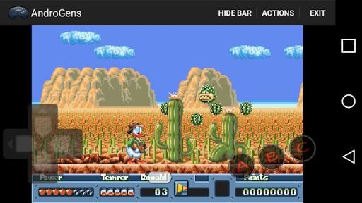 AndroGens 1.12 screenshots 4