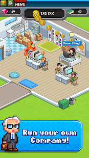 Tap Tap Trillionaire – Business Simulator Screenshot