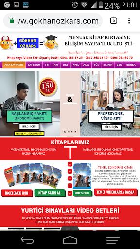 Screenshot for ÖDEV 1 ÇÖZÜMLERİ TEMEL EDİNDİRME KİTABI in Hong Kong Play Store