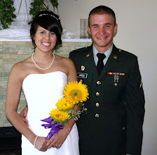 Photo: Military Wedding - Married at home - Inman, SC 6/09 - ~ www.WeddingWoman.net ~