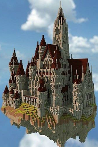 Castles for minecraft