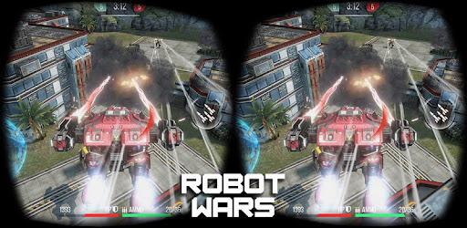 VR ROBOT WARS captures d'écran