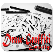 Graffiti Drawing Designs icon