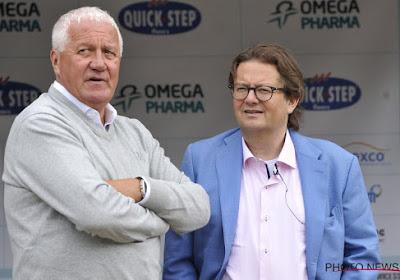 """Eddy Merckx en Roger De Vlaeminck over de rol van Patrick Lefevere bij Anderlecht: """"Veel beterschap is er nog niet gekomen"""""""