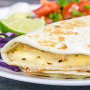 "5.5"" Cheese Quesadilla"