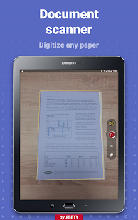 FineScanner AI Pro-PDF Document Scanner App + OCR Screenshot