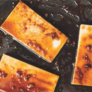 Num Pang's Spicy Glazed Tofu