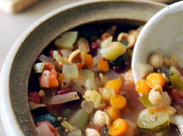 Italian Minestrone Recipe