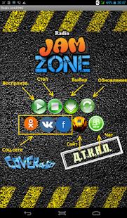 Radio JamZONE - náhled