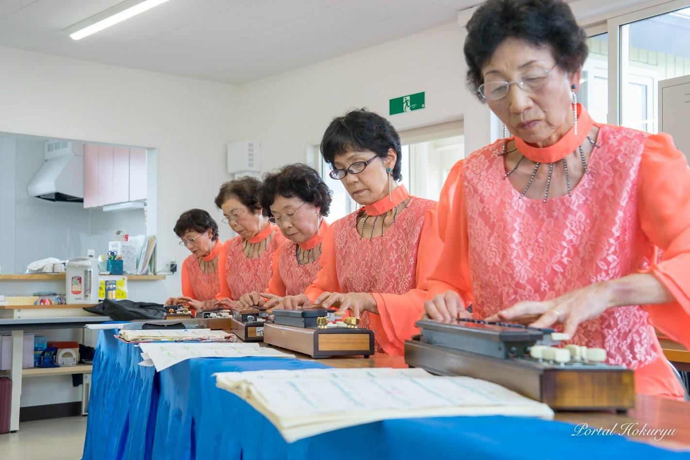 みどり琴の会(北竜町)演奏会