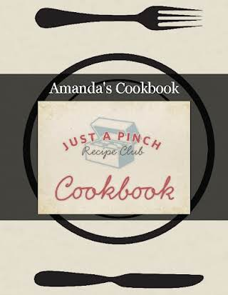 Amanda's Cookbook