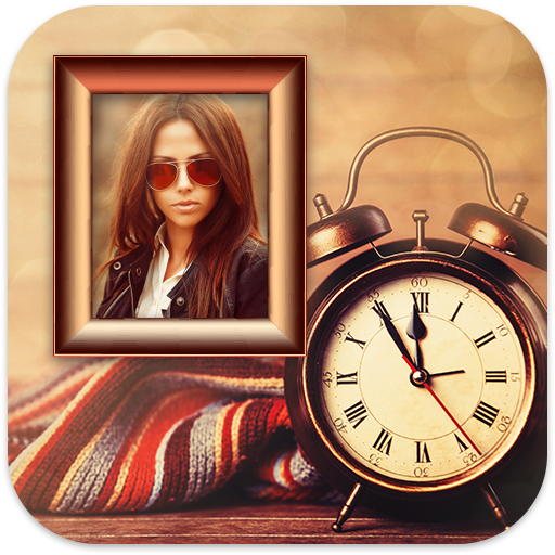 Clock Photo Frames (app)