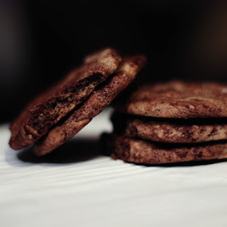 Maple Chocolate Swirl Cookies (Gluten Free).