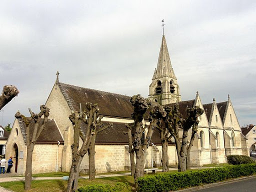 photo de eglise Saint-Maximin