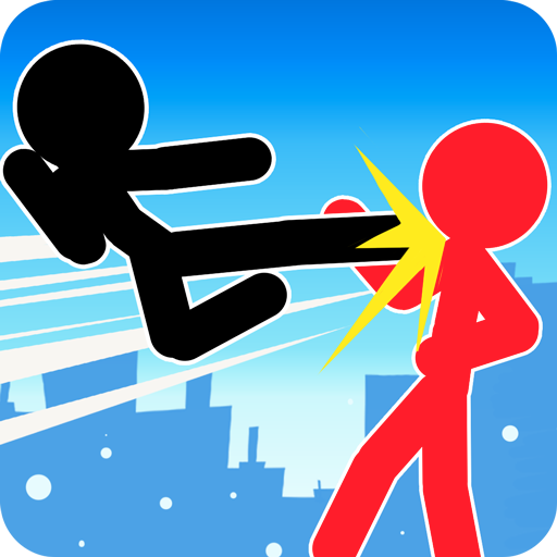 Stickman Fighter : Mega Brawl (game)