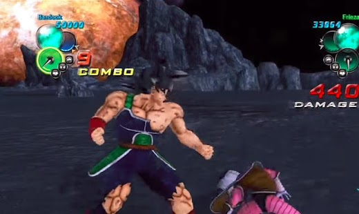 Tips for Dragon Ball Z Ultimate Tenkaichi - náhled
