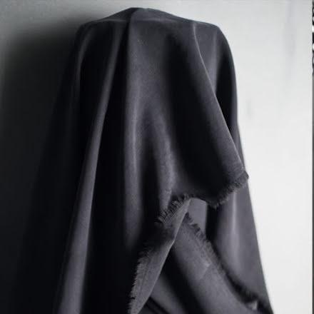 Lyocelltwill från Merchant & Mills - svart