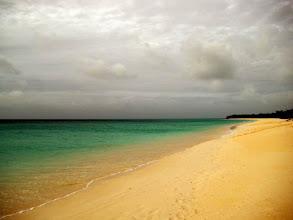 Photo: La plage de Mouli à Ouvéa en Nouvelle-Calédonie