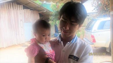 Photo: Chai Prakan - Arm with baby