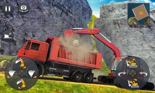 Real Excavator Simulator Master 3D 2018 1.05 Cheat screenshots 1