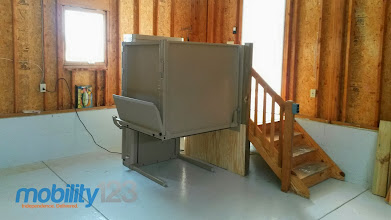 Photo: Wheelchair Lifts | Mobility123 NJ